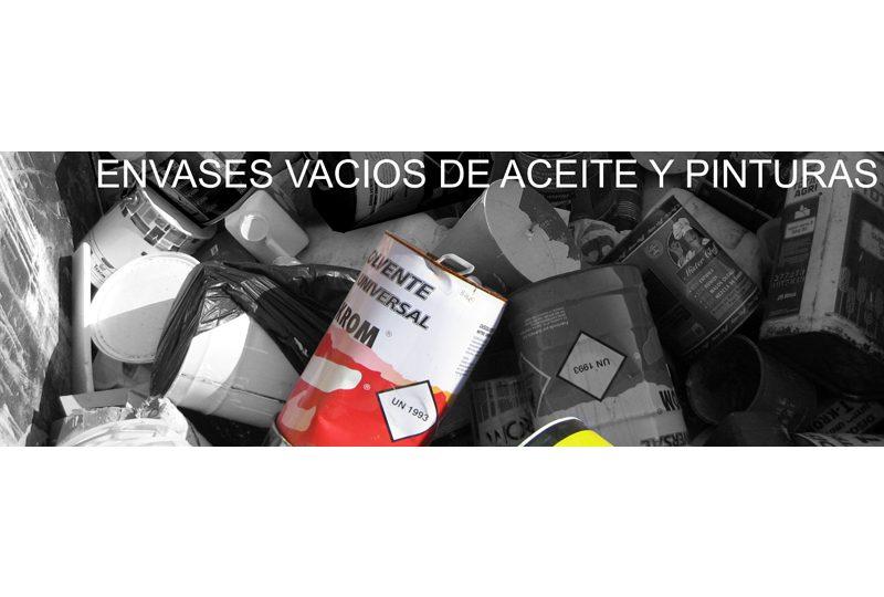 Punto limpio en Valladolid