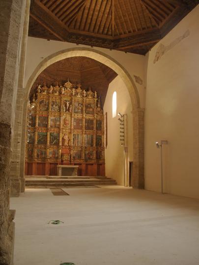 capilla en Villamayor