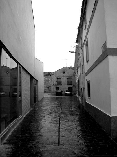 plaza de Sardón de Duero