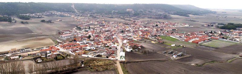 dron view
